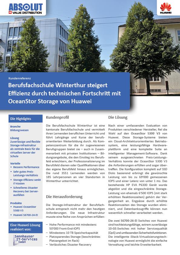 Berufsfachschule Winterthur